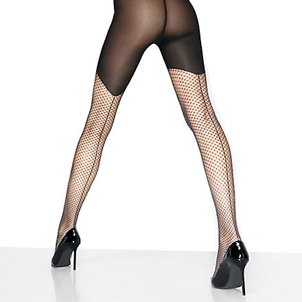 WOLFORD Neptune tights (Sahara/black