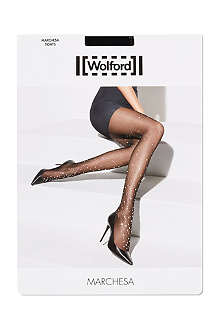 WOLFORD Marchesa tights