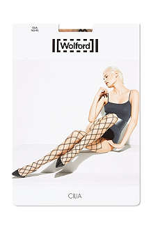 WOLFORD Cilia 15 denier tights