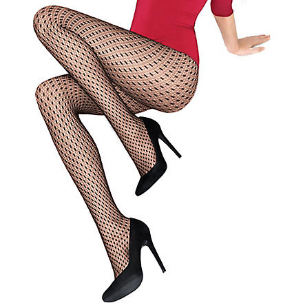 WOLFORD Sylvia tights (Black