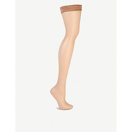 WOLFORD Naked 8 hold–ups (Caramel