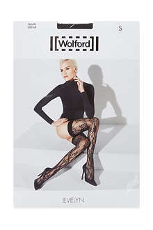 WOLFORD Evelyn hold-ups