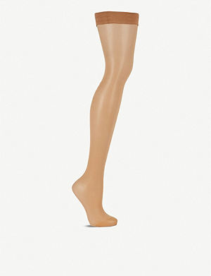WOLFORD Ten denier hold-ups