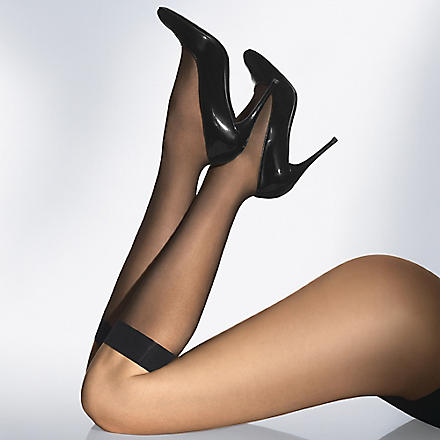 WOLFORD Knee high pop socks (Caramel