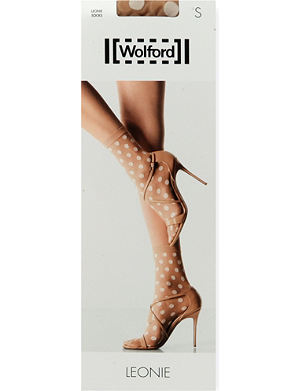 WOLFORD Leonie socks