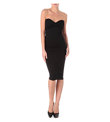 WOLFORD Fatal dress (Black
