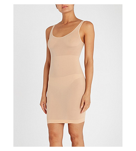 WOLFORD Individual Nature forming dress (Nude