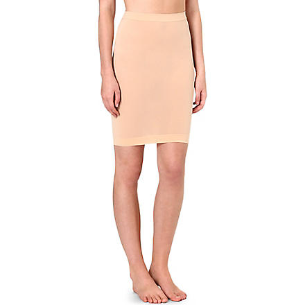 WOLFORD Individual nature forming skirt (Nude