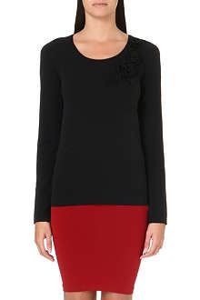 WOLFORD Posalie pullover