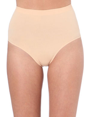 WOLFORD High-rise control briefs