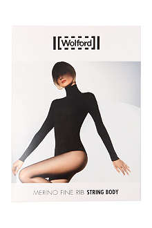 WOLFORD Merino string body