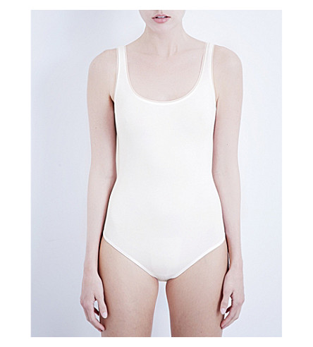WOLFORD Jamaika body (White