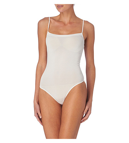 WOLFORD Neon string body (White