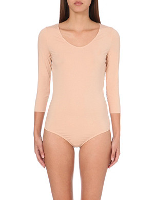 WOLFORD Jersey thong body