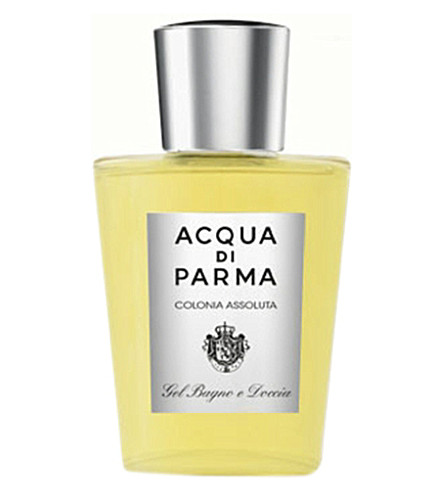 ACQUA DI PARMA Colonia Assoluta bath and shower gel 200ml