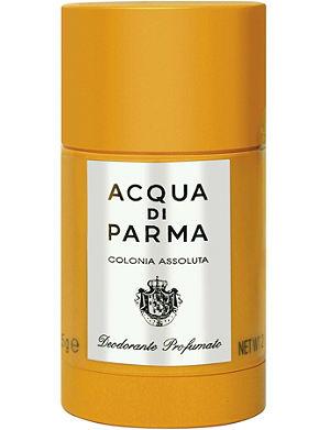 ACQUA DI PARMA Colonia Assoluta deodorant stick 75ml