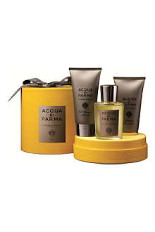 ACQUA DI PARMA Colonia Intensa eau de cologne 100ml gift set
