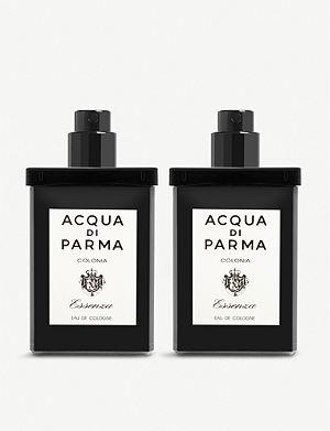 ACQUA DI PARMA Colonia Essenza travel spray refills 2x30ml