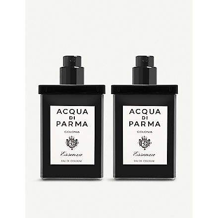 ACQUA DI PARMA Colonia Essenza travel spray refills 2x30ml