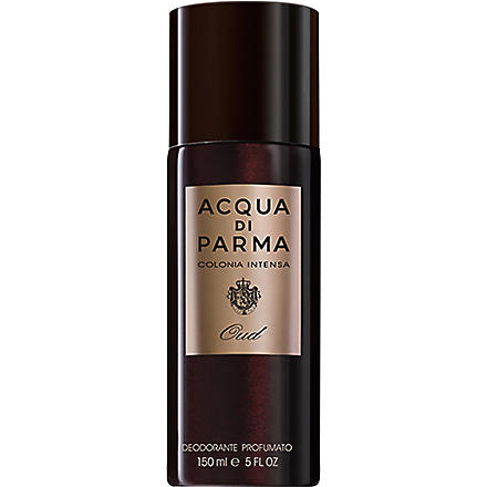 ACQUA DI PARMA Colonia Intensa Oud Eau de Cologne Concentrée Deodorant Spray 150ml