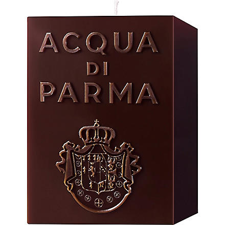 ACQUA DI PARMA Colonia Intensa Oud Eau de Cologne Concentrée Candle 1000g