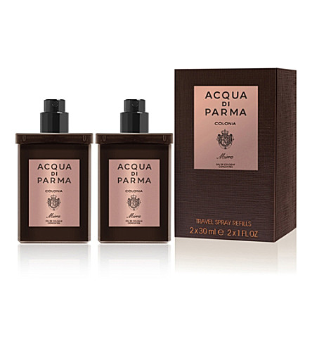 ACQUA DI PARMA Colonia mirra travel spray refill 2x30ml