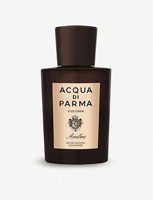 ACQUA DI PARMA Colonia Ambra eau de cologne