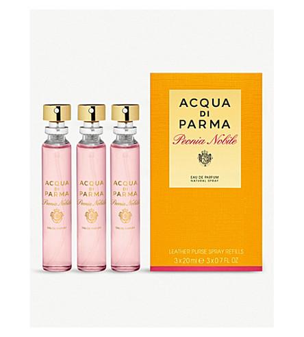 ACQUA DI PARMA 原因金钗钱包喷雾笔芯 3x20毫升