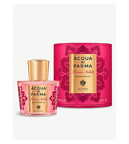 ACQUA DI PARMA Peonia Nubile special edition eau de parfum 100ml