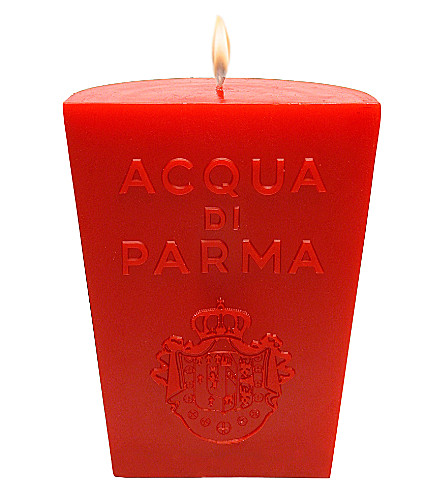 ACQUA DI PARMA Red Spicy Accord scented candle