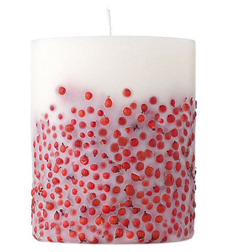 ACQUA DI PARMA Fruit & Flowers candle - Red Berries 900g
