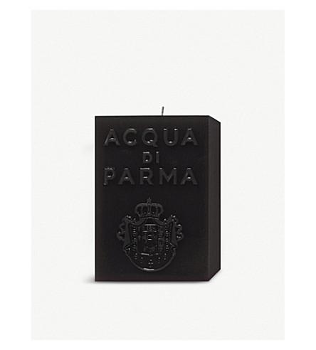 ACQUA DI PARMA Amber cube candle 1kg