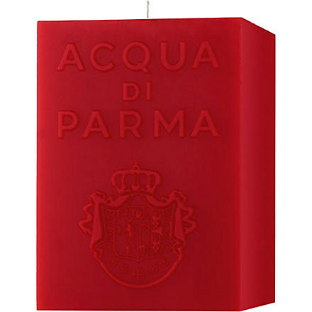ACQUA DI PARMA Spicy cube candle