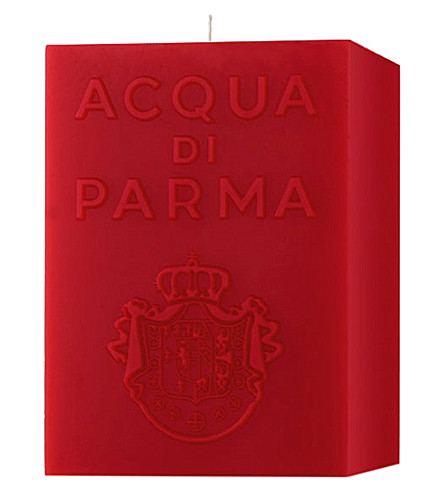 ACQUA DI PARMA Spicy cube candle 1kg
