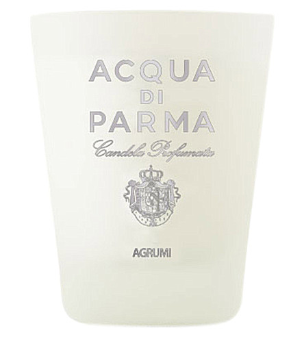 ACQUA DI PARMA Citrus glass candle