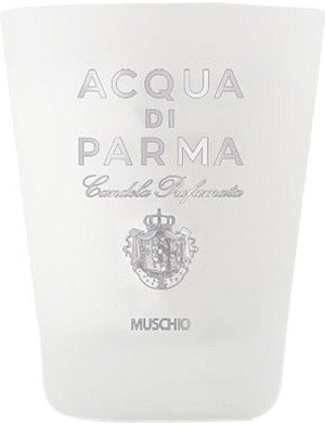 ACQUA DI PARMA Moss glass candle