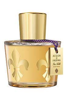 ACQUA DI PARMA Iris Nobile 10th anniversary refillable eau de parfum 100ml
