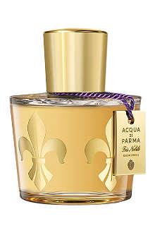 ACQUA DI PARMA Iris Nobile 10th anniversary refillable eau de parfum 100ml