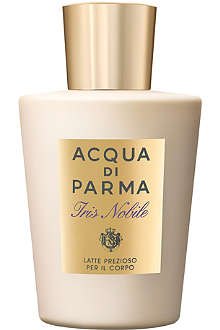 ACQUA DI PARMA Iris Nobile body milk