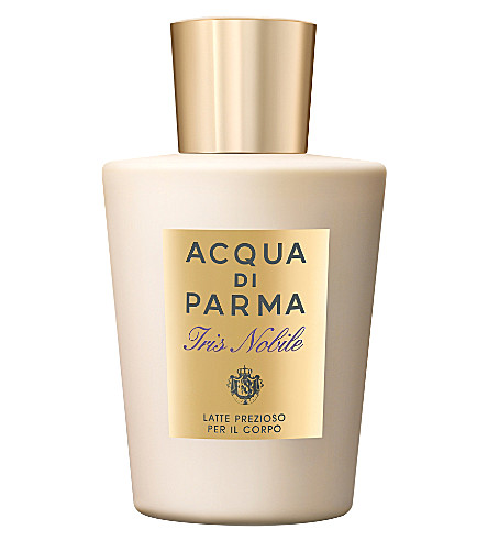 ACQUA DI PARMA Iris Nobile body milk 200ml