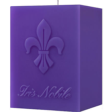 ACQUA DI PARMA Iris Nobile 10th anniversary candle