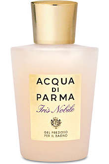 ACQUA DI PARMA Iris Nobile precious bath gel