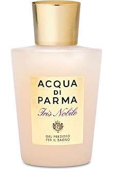 ACQUA DI PARMA Iris Nobile precious bath gel 200ml