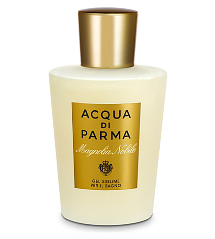ACQUA DI PARMA Magnolia Nobile shower gel 200ml