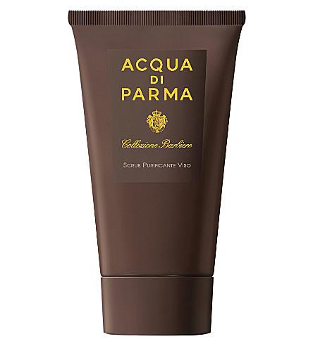 ACQUA DI PARMA Collezione Barbiere cleansing scrub 150ml