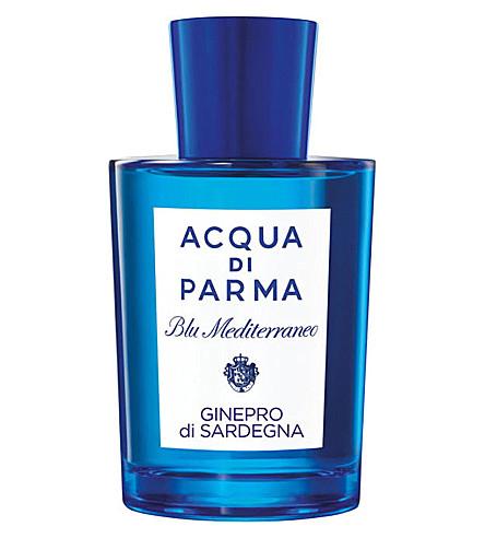 ACQUA DI PARMA Blu Mediterraneo Ginepro di Sardegna eau de toilette 75ml