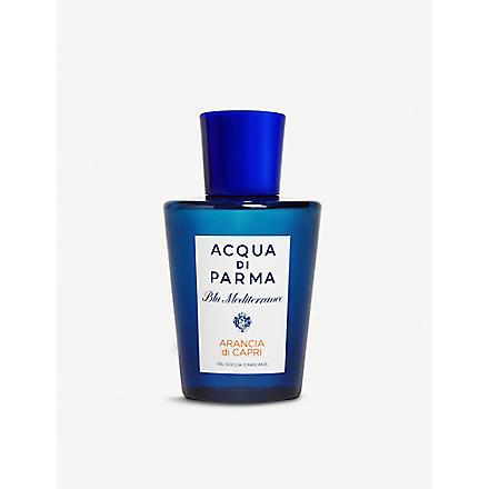 ACQUA DI PARMA Blu Mediterraneo Arancia di Capri shower gel 200ml
