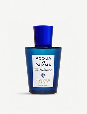 ACQUA DI PARMA Blu Mediterraneo Mandorlo di Sicilia shower gel 200ml