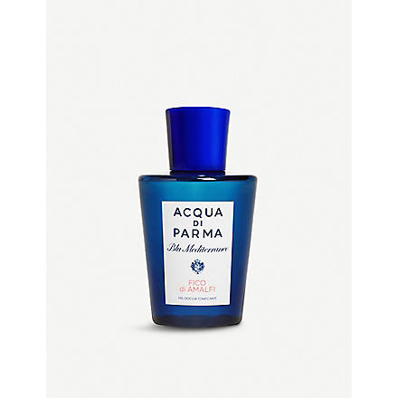 ACQUA DI PARMA Blu Mediterraneo Fico di Amalfi shower gel 200ml
