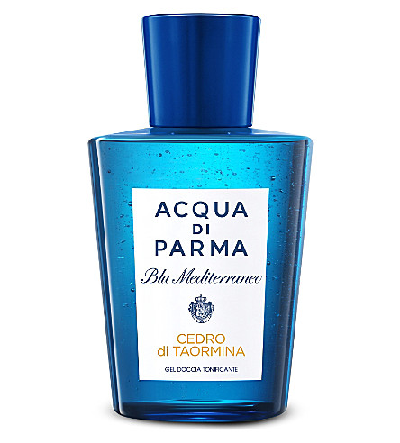 ACQUA DI PARMA Cedro di Taormina Shower Gel 200ml
